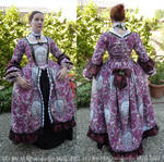 Opulent Roccoco Dress