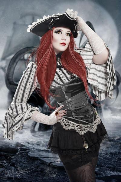 Yohoooo Pirates yohoooo VI by MADmoiselleMeli