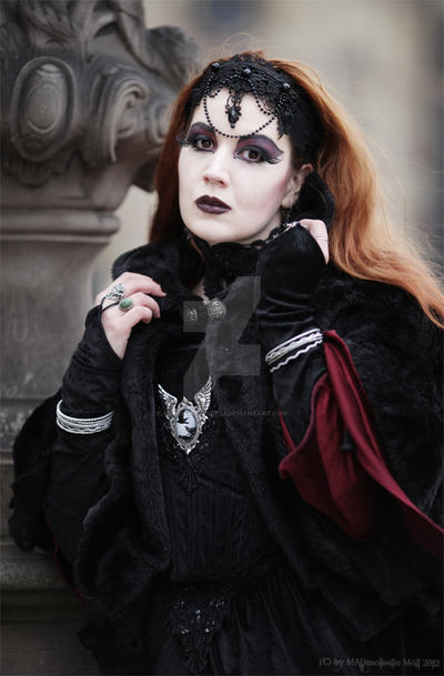 Lady Goth by MADmoiselleMeli