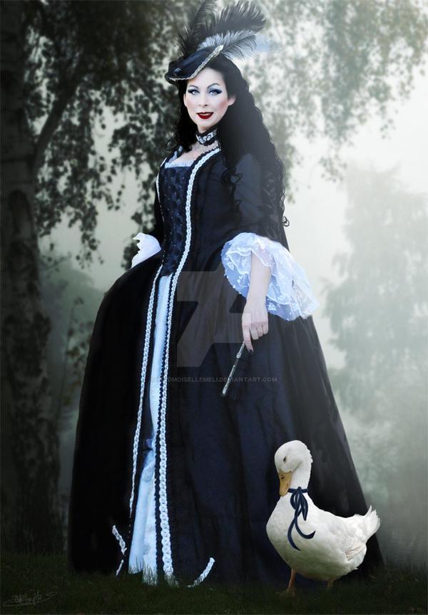 Grevina Patrizia by MADmoiselleMeli