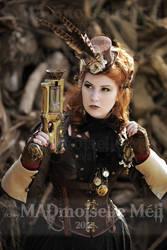Huntress of Steammonsters VII