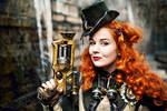 Lady Eliane Steam V