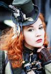 Portrait Miss Arthemis Steam