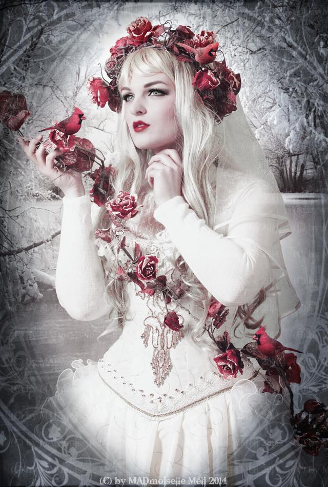 Rosenrot by MADmoiselleMeli