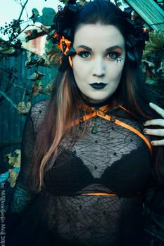 Halloween Gothgirl