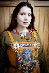 She is a Viking 2014 by MADmoiselleMeli