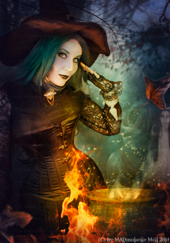 Bewitched by MADmoiselleMeli