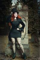 Gravedigger's Daughter by MADmoiselleMeli
