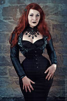 The Corset Lady by MADmoiselleMeli