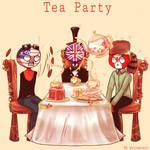 Countryhumans: Tea Party