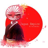 Countryhumans: Japan Empire by Ariyamidai