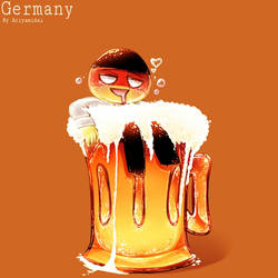 Countryhumans: Germany