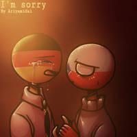 Countryhumans: I'm sorry by Ariyamidai