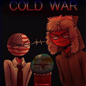 Countryhumans: Cold war