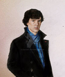 Sherlock. Consultant detective.