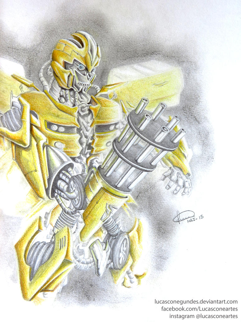 Bumblebee by LucasConegundes