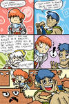 Ys: Team Up for Adventures
