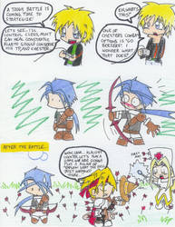 Phantastic Tactics by lunartakiro
