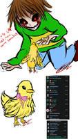 Ducks are cute. [STREAM]