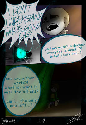 [ENG] Ch.3 page 18 - UNDERVIRUS