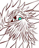 Bird!Xans Chibi - Hiding by Jeyawue