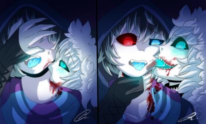 [$] LostXans Vampire by Jeyawue