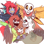 Undervirus - Group picture!