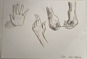 daily hand practice (30/30)
