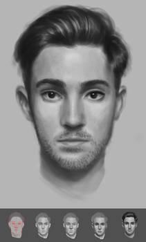 daily portrait (10/31)