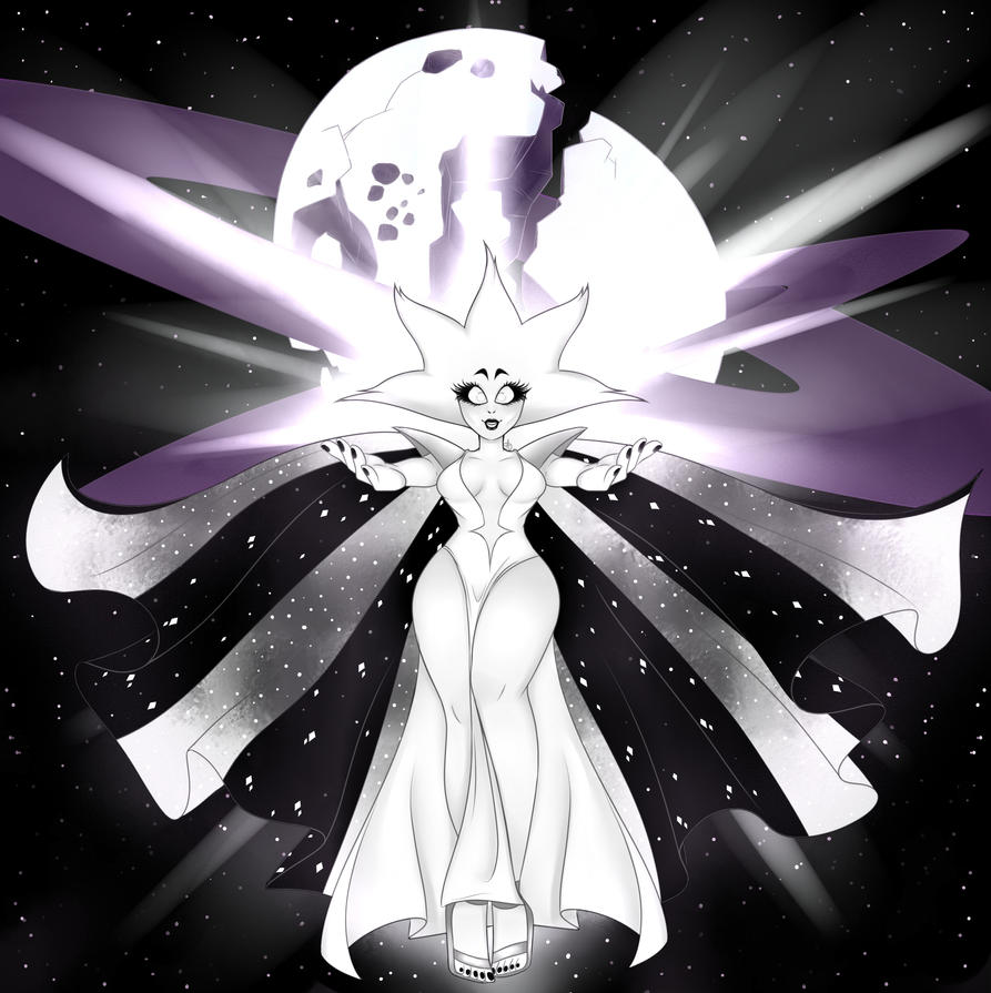 "Process: www.youtube.com/watch?v=Xcq3la… ""Hello starlight."" Cause White Diamond mom is thick diamond mom now"