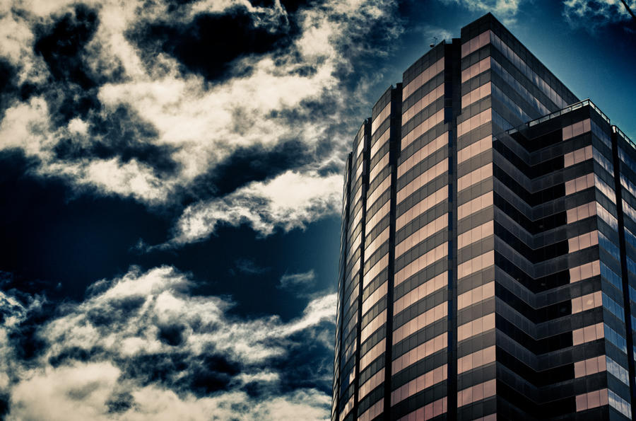 Downtown Tampa by ThatsTakao