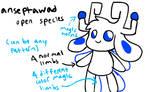 anseptawad (open species)
