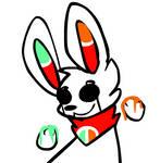 some bunny oc i randomly made