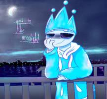 jleet look good in the moonlight by kittydogcrystal