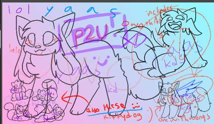 p2u kittydog bases  wowe so good mm m m m  m by kittydogcrystal