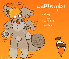 wafflecopter ref by kittydogcrystal