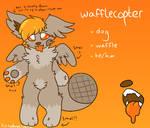 wafflecopter ref