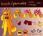 boob / pancake ref [current]