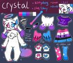 crystal / kittydog ref [current]