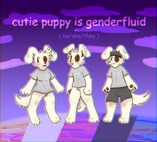 cutie puppies!! (redraw)