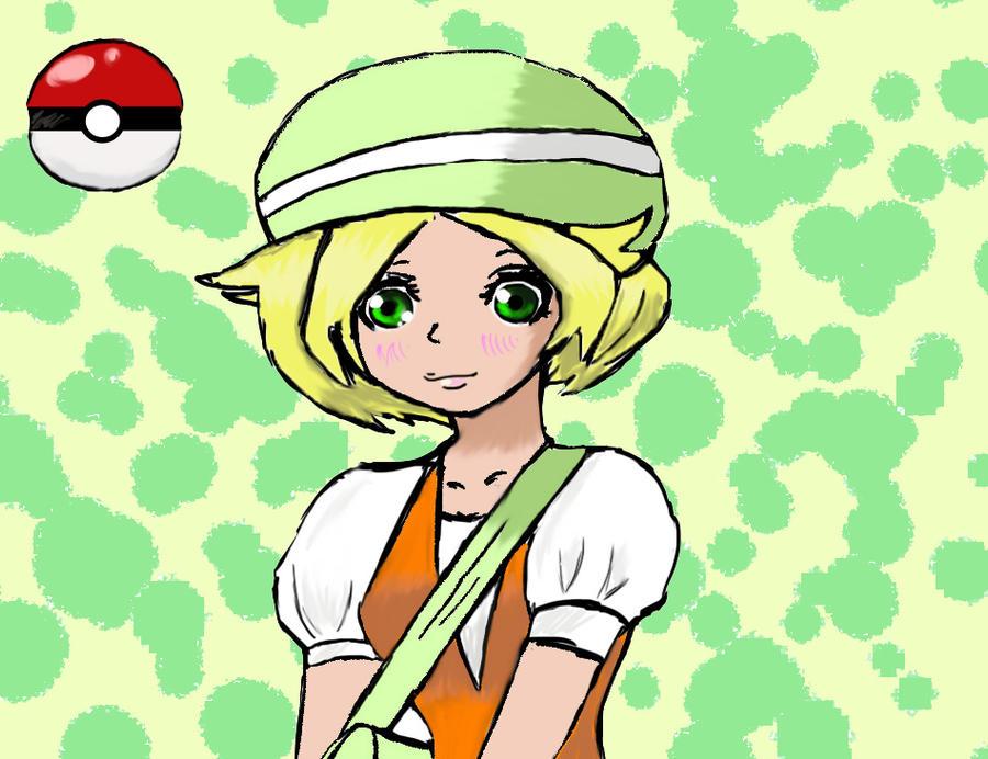 Bianca from pokemon by yanagi-no-ko on DeviantArt