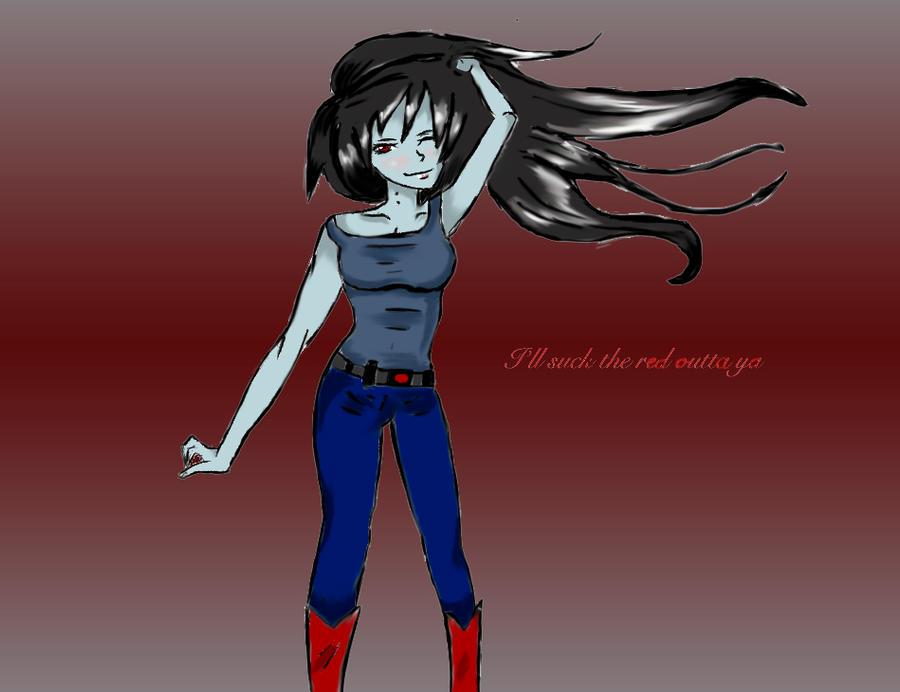 Marcaline the sexy vampire Queen by yanagi-no-ko on DeviantArt