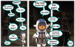 FFXI Comic - Strip Filler no.6