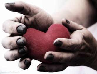 i want your heart. by gotadeaguanorosto