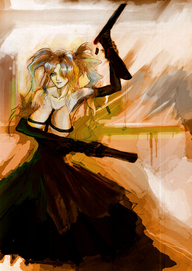The Gallery - Page 5 Gothiclolita_female_cyborg_by_mikazukishigure-d3ac2zh