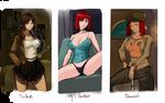 Ladies of the Night Part 2 (WIP)