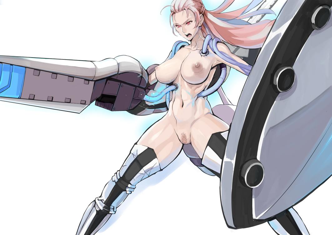Artificial Valkyria by MikazukiShigure