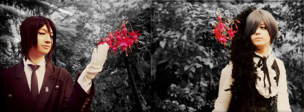 flowers... flowers everywhere! by xXChio1993ChanXx