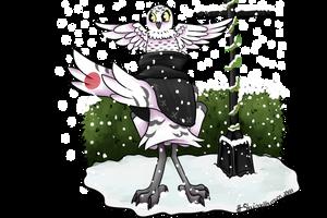 [Draw to Raffle] Advent 1 - Snowy Owl