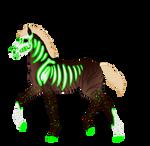 N6441 Padro Foal Design - Icy